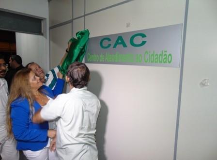 Câmara inaugura o Centro de Atendimento ao Cidadão – CAC