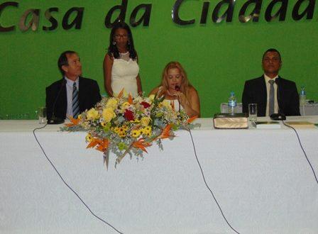 Eleita a mesa diretora da Câmara de vereadores de Nanuque.