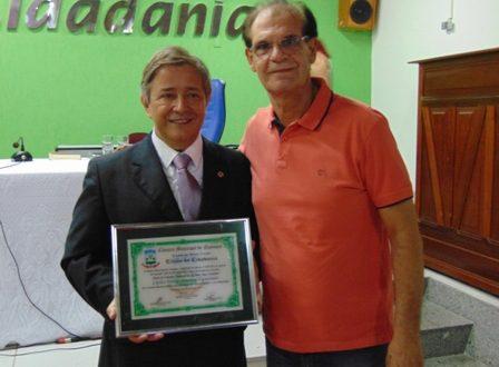 Carlos Pimenta e Dr. Arthur
