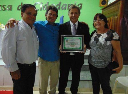 Carlos Pimenta e Vereador Professora Suzi