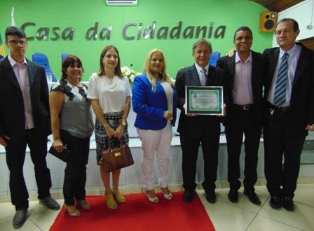 Carlos Pimenta e vereadores