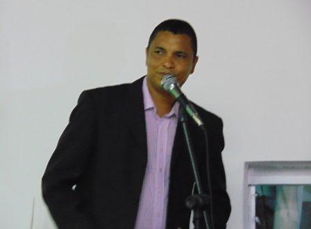 Vereador Marcelo Félix