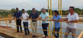 Vereadores visitam SAAE em Governador Valadares