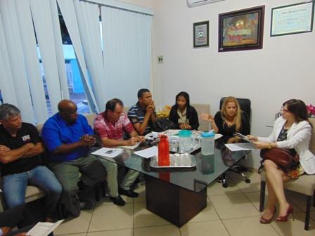 Câmara reuni com delegados para tratar de doação de terreno para construção da Delegacia Regional Policia Civil