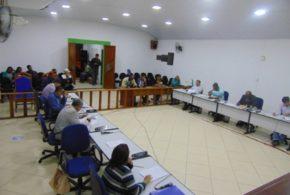 Câmara de Nanuque realiza sessão ordinária com apresentação de três projetos de lei