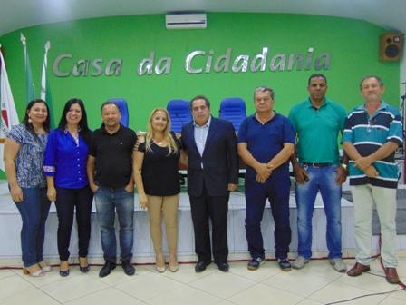 Câmara receber Doutor Mauro Bomfim para tratar de assuntos pertinentes à Copasa.
